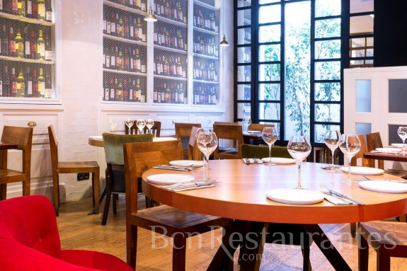 Restaurante bas lico barcelona - Restaurante 7 puertas barcelona ...