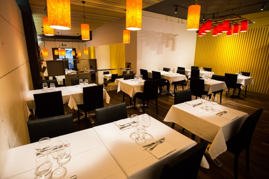 Fotos del restaurante cullera de boix urquinaona for Restaurante cullera de boix