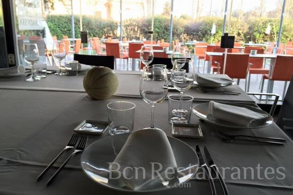 Restaurante el jard de l 39 abadessa barcelona tel 931860021 for El jardin de l abadessa
