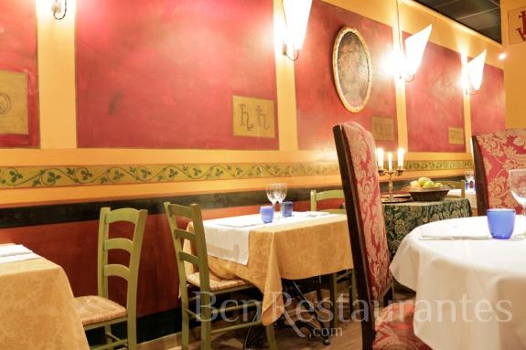 Restaurante il mercante di venezia barcelona tel 931751427 for Il mercante arredamenti