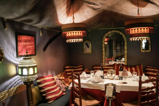 Fotos del restaurante la rosa del desierto barcelona tel 931768956 - Restaurante la cocina del desierto ...