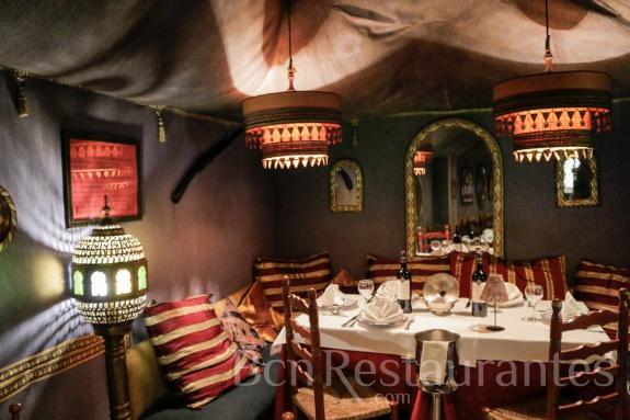 Restaurante la rosa del desierto barcelona tel 931768956 - Restaurante la cocina del desierto ...