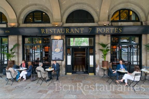 Restaurant 7 portes barcelona tel 931768890 for 7 portes barcelona menu