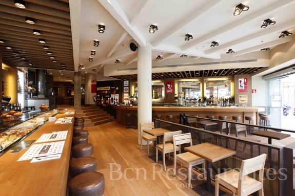 Restaurante tapa tapa pg de gr cia barcelona - Restaurante en paseo de gracia ...