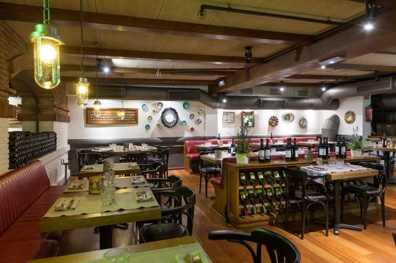 Restaurante mussol arag barcelona - Restaurantes passeig de gracia ...