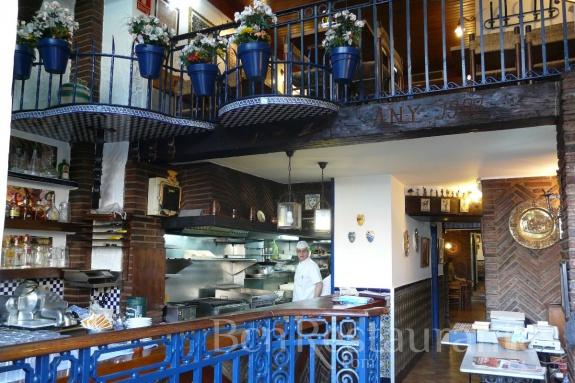 Restaurante pati blau barcelona - Restaurante 7 puertas barcelona ...