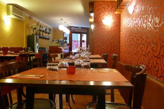 Fotos del restaurante d o m o barcelona - Restaurante al punt barcelona ...
