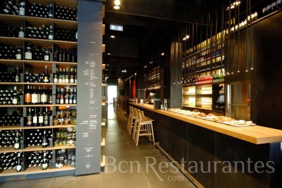 Restaurante la vinoteca torres barcelona - Fotos de vinotecas ...