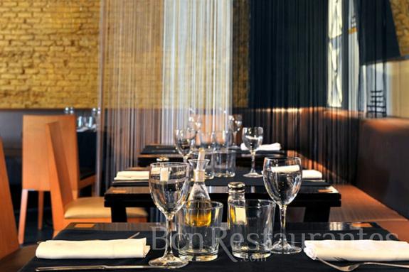 Restaurante divinus passeig de gr cia barcelona tel 933 - Restaurantes passeig de gracia ...