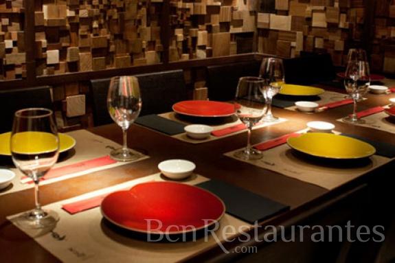 Restaurant kuo barcelona - Restaurante kuo ...