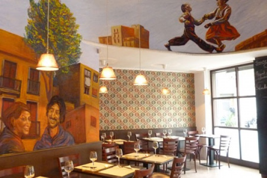Fotos del restaurante alma bar restaurant barcelona - Restaurante alma barcelona ...