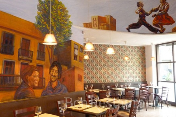 Restaurante alma bar restaurant barcelona - Restaurante alma barcelona ...