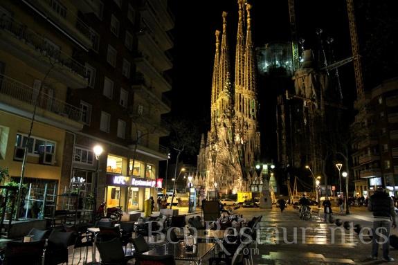 restaurant babilonia barcelona