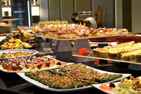 barcelona buffet casino