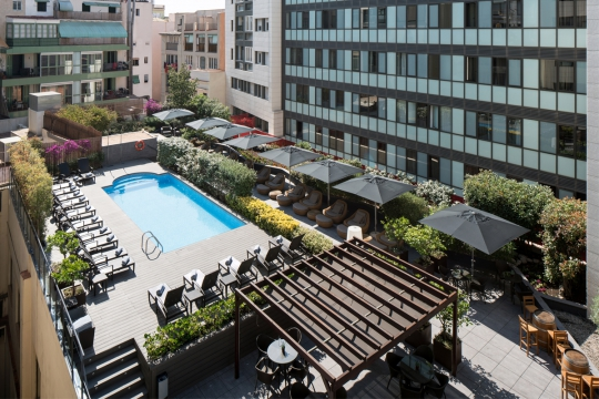 Pictures of la terraza del pelai barcelona tel 931768939 for La terraza barcelona