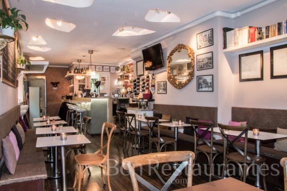 restaurante le div n barcelona tel 931770067