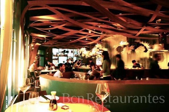 Restaurante ikibana paral lel barcelona tel 931770742 for Ikibana menu barcelona