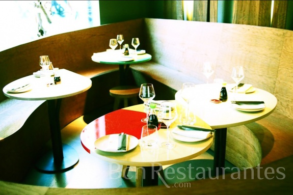 Restaurant ikibana paral lel barcelona tel 931770742 for Ikibana menu barcelona