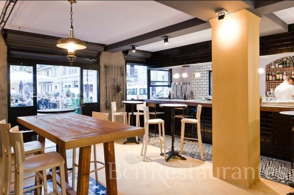 Restaurante l 39 stia barcelona - Restaurante l ostia ...