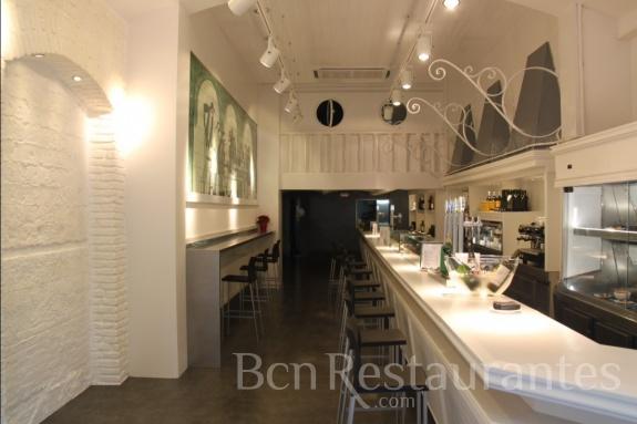 Restaurante d as denorte barcelona - Restaurante alma barcelona ...
