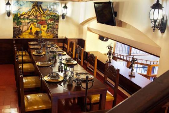 Fotos del restaurante los azulejos barcelona for Los azulejos restaurante