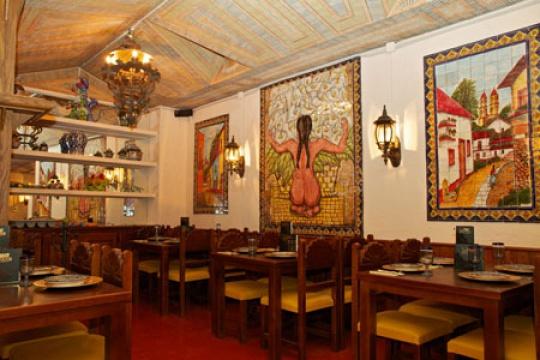 Fotos del restaurante los azulejos barcelona for Restaurante azulejos