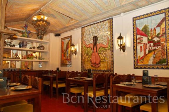 restaurante los azulejos barcelona On azulejos restaurante