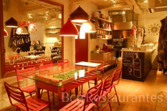 Restaurante pepa tomate barcelona - Restaurante tokyo barcelona ...