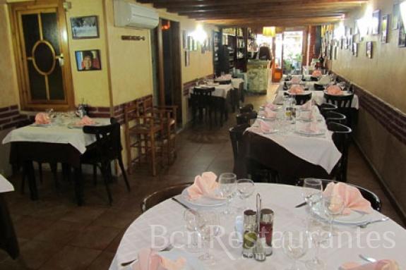 restaurante l 39 antic magatzem barcelona tel 930180730