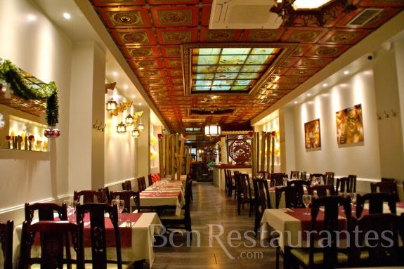 Restaurante un cap tol de vietnam barcelona - Restaurante vietnamita barcelona ...