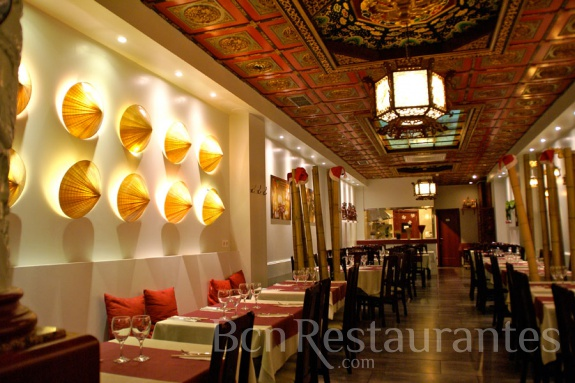 Restaurante un capítol de vietnam barcelona