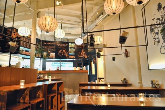 Restaurante la vietnamita born barcelona - Restaurante vietnamita barcelona ...