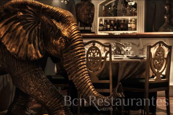 Restaurant elephant barcelona for Elephant barcellona