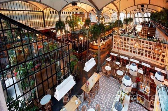 Restaurante el nacional barcelona - Restaurantes passeig de gracia ...