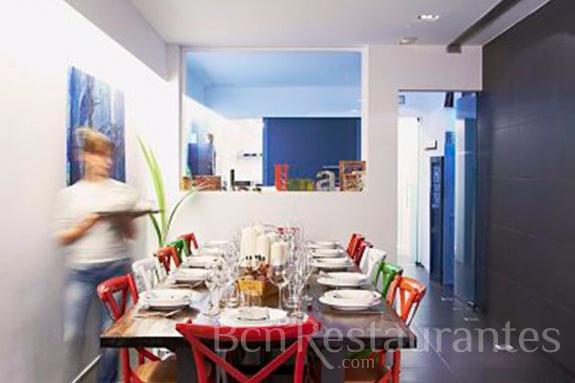 Restaurant uma barcelona - Restaurant umo barcelona ...