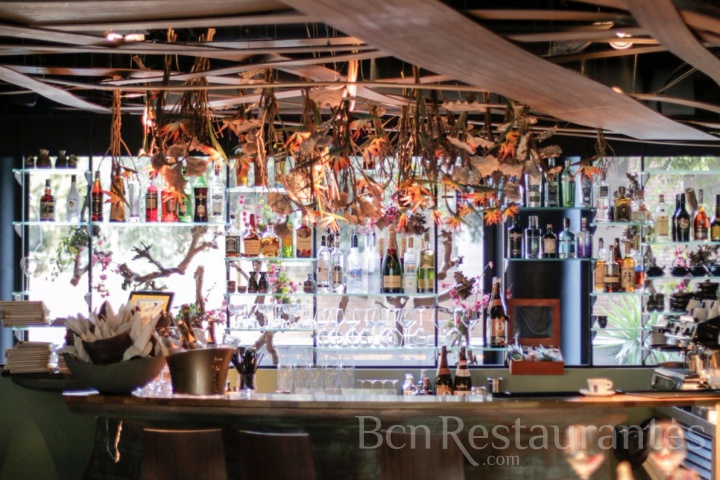 Restaurante Ikibana Sarri Barcelona Tel 933 800 885