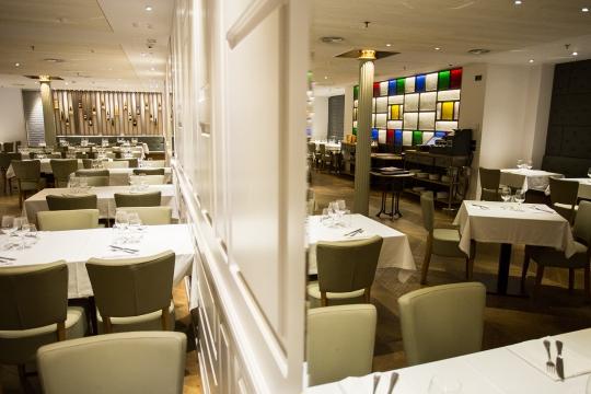 Fotos del restaurante cullera de boix rambla barcelona for Restaurante cullera de boix