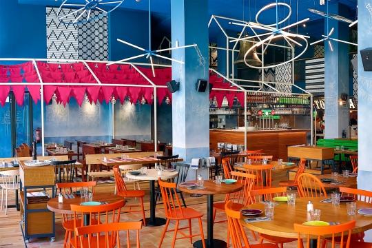 Fotos del restaurante bellavista del jard n del norte for Bellavista jardin del norte