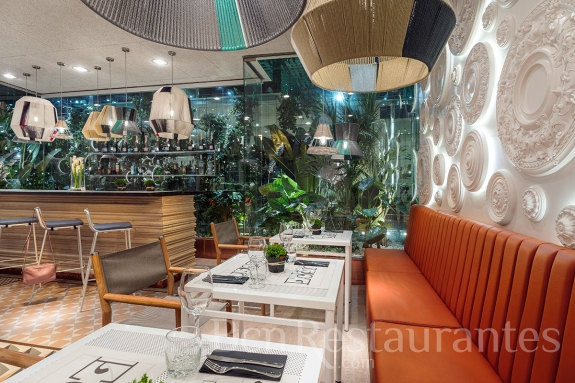 restaurant el jard n del ed n barcelona tel 930180620 On el jardin del eden barcelona