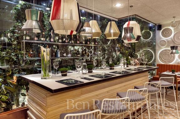Restaurante el jard n del ed n barcelona tel 930180620 for El jardin del eden montornes