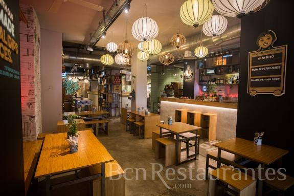 Restaurante la vietnamita sant antoni barcelona tel 933807906 - Restaurante vietnamita barcelona ...