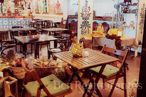 Restaurante toc de gralla barcelona tel 933807901 - Toc toc barcelona ...